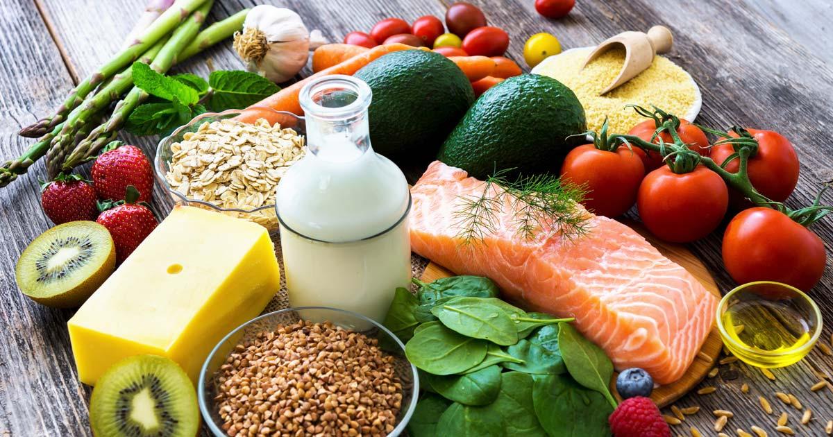 egészséges életmód étrend)